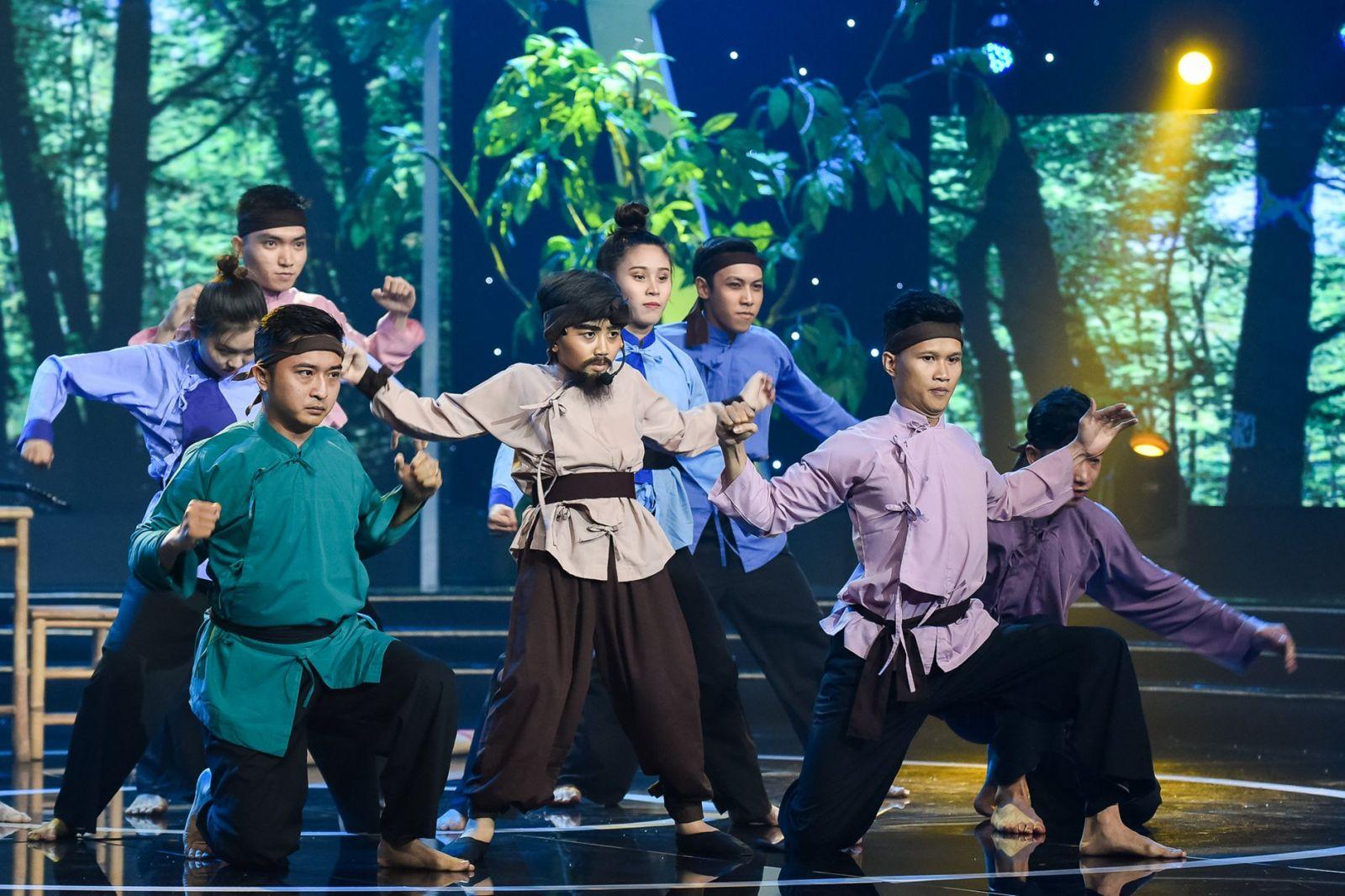 Image result for Hành trình vào chung kết  của Bùi Gia Bảo, Y Bình, Minh Nhựt và Minh Quang