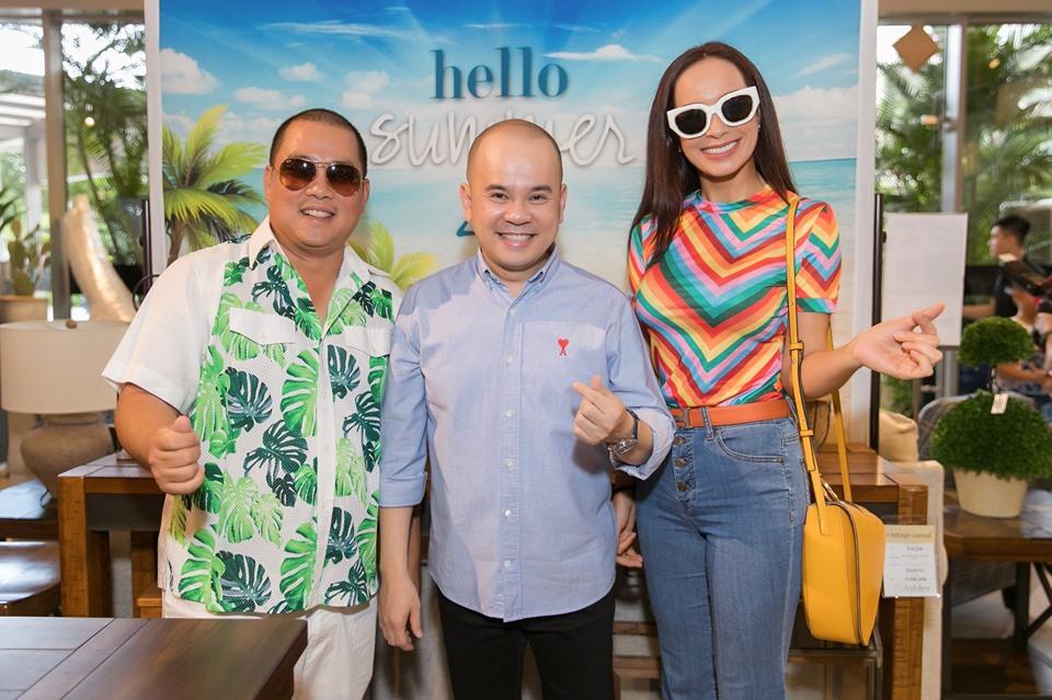 """Image result for Dàn sao hội ngộ tại sự kiện """"Hello Summer"""" cùng doanh nhân Dương Quốc Nam"""
